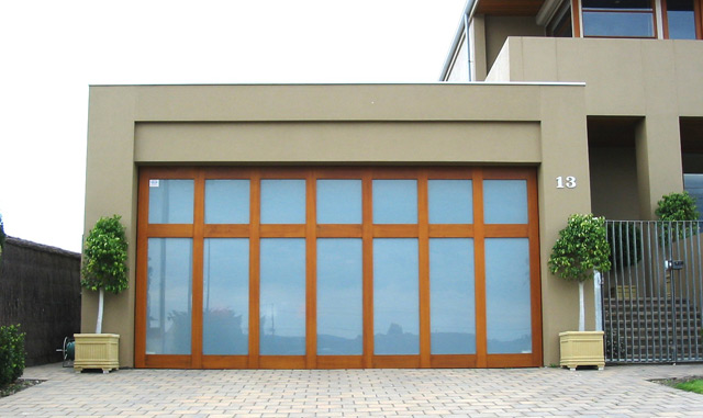 all style garage doors platinum door range
