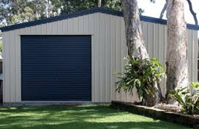 Fabrication and Shed Conversion