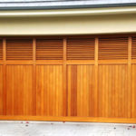 Timber Garage Doors 4
